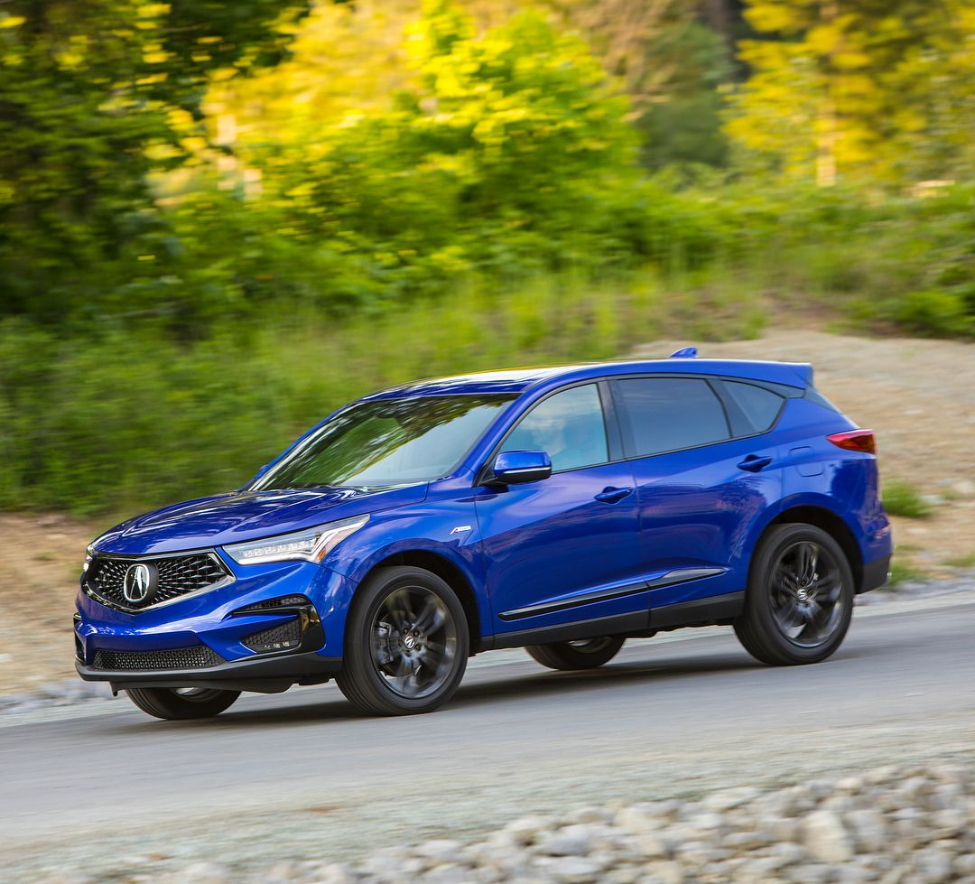 2019 Acura RDX @caranddriver On Instagram