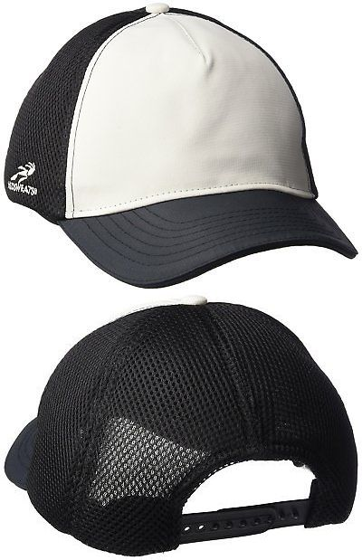 bedbcd5caf108 Hats and Headwear 158918  Headsweats Soft Tech 5 Panel Trucker Hat Silver  Black -