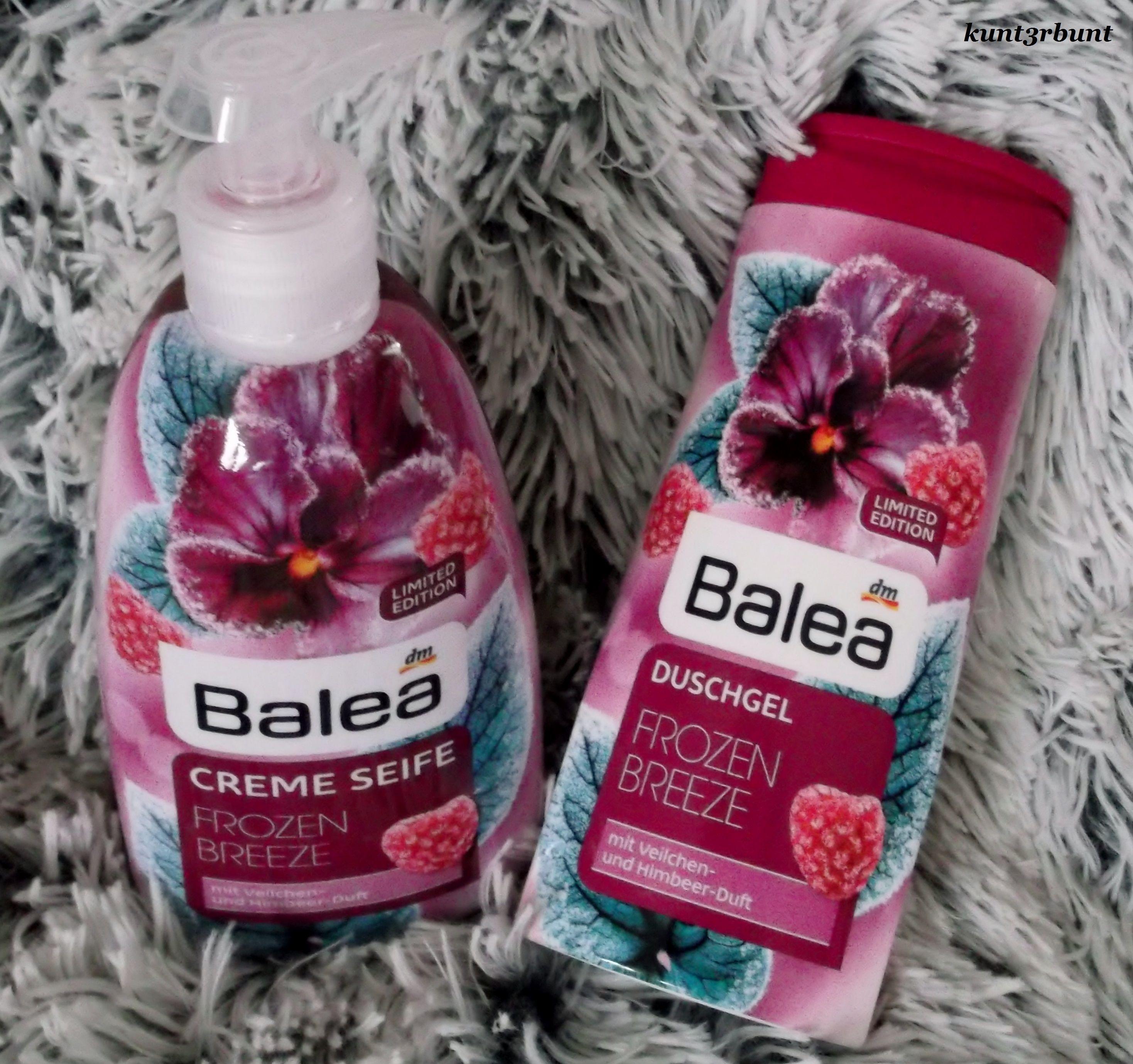 balea frozen breeze | schönheitstricks, hautpflegeprodukte