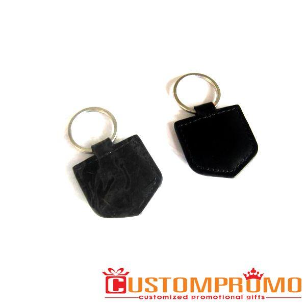 Schlüsselanhänger Leder mit Ihrem Firmen Logo 14040437