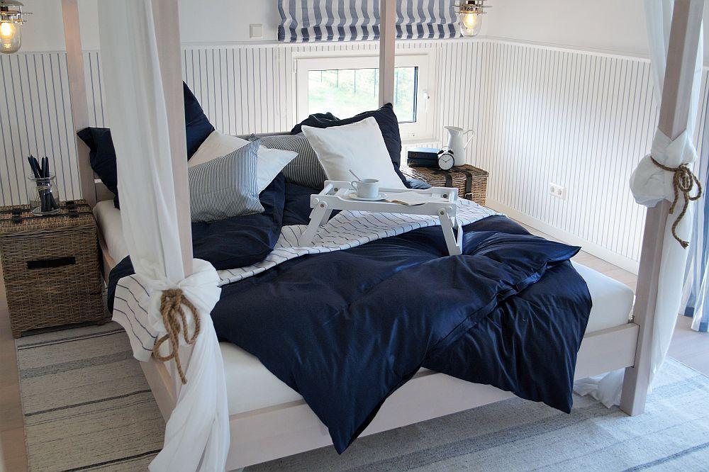 Maritimes Schlafzimmer ~ Schlafzimmer im maritimen stil inneneinrichtung okal musterhaus