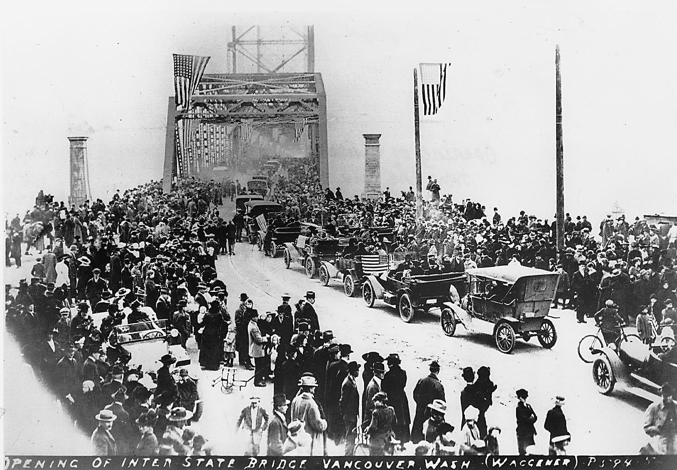 I5 bridge opening clark county history pinterest