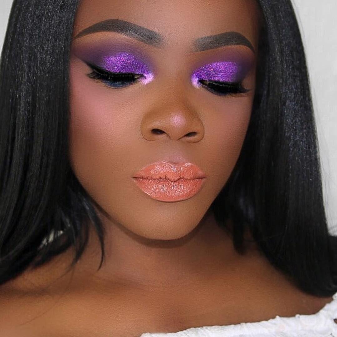 Ebony eyes strip