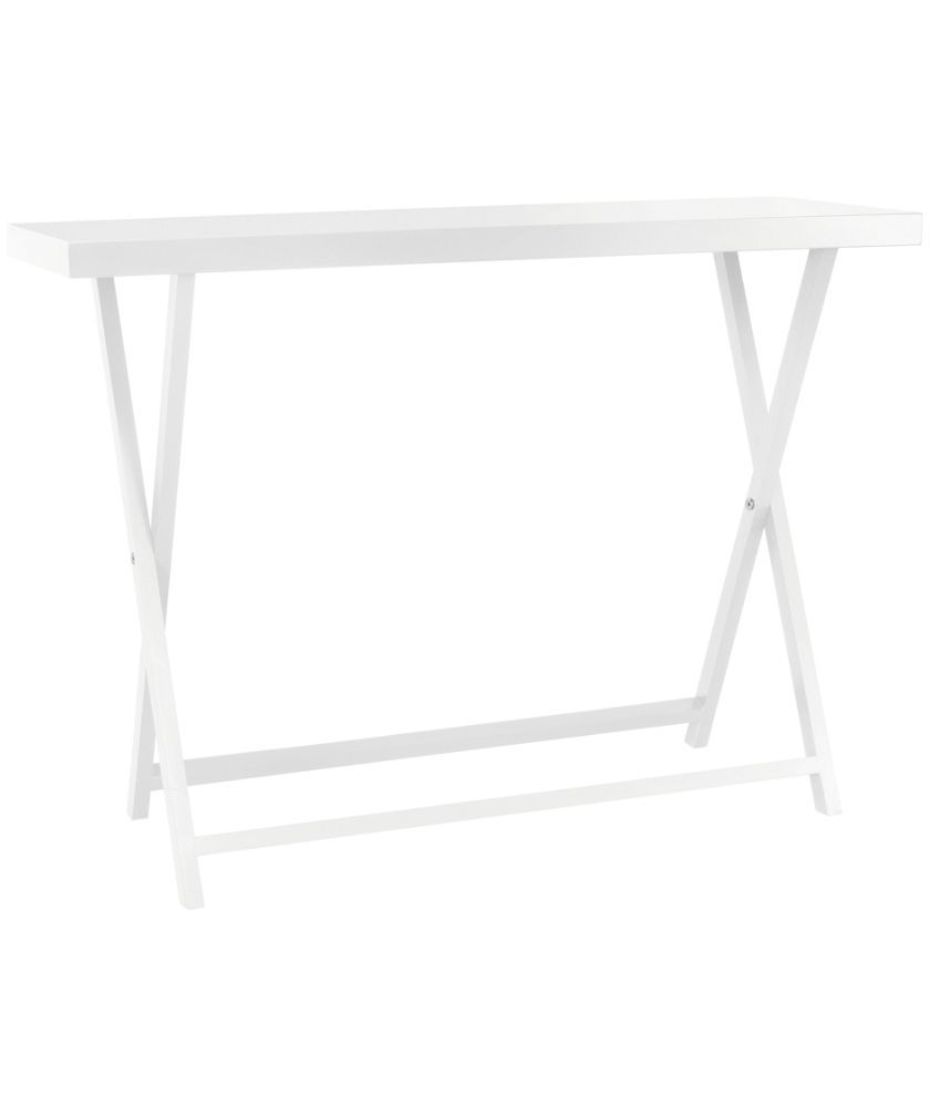Buy habitat oken console table white at argos your buy habitat oken console table white at argos your online geotapseo Image collections