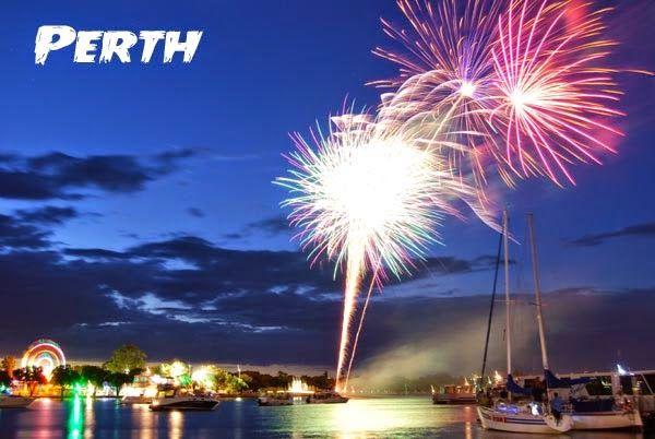 New Years Fireworks In Perth Australia New Year Fireworks New Years Eve Fireworks New Year S Eve Celebrations
