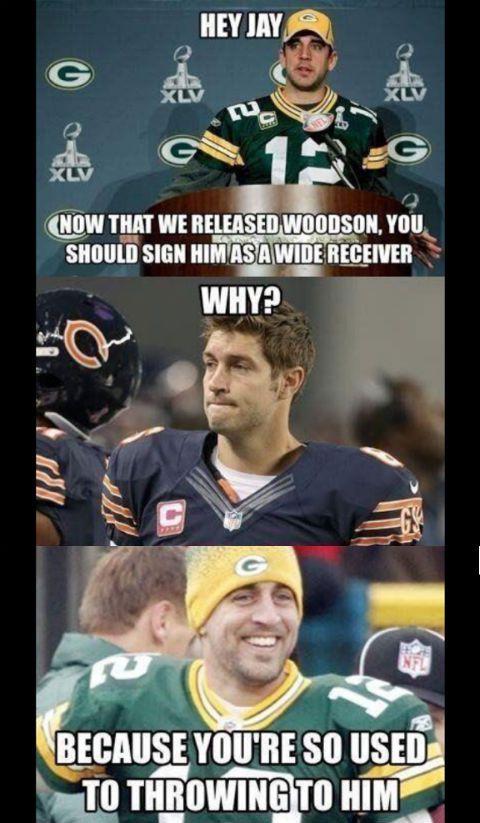 Chicago Bears Memes 2019 : chicago, bears, memes, Here's, Charles, Woodson, Chicago, Bears, Memes, Funny,, Football, Jokes