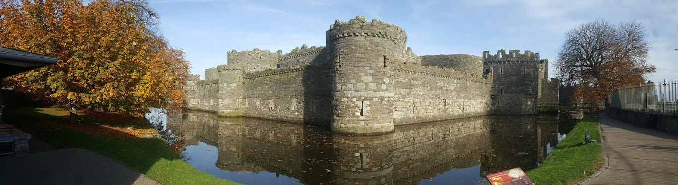 Beaumaris Castle ... Isle of Anglesey Wales ... always love visiting the UK ... #travel #ttot #nature #photo #vacation #Hotel #adventure #landscape http://bit.ly/2f1JpLu