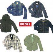 Diesel clothes Outletware Sonderposten