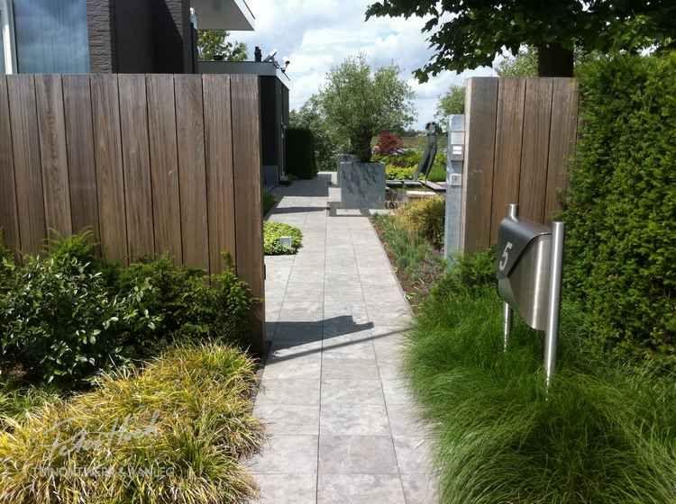Voorbeeldtuinen modeltuin tuinvoorbeelden tuinfoto idee n