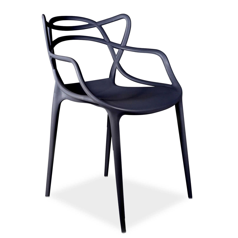 Courve Chair Polypropylene Indoor Outdoor Mobilier De Salon Interieur Chaise