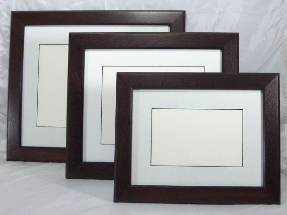Double Diploma Frame For X Diplomas Solid Cherry Fade
