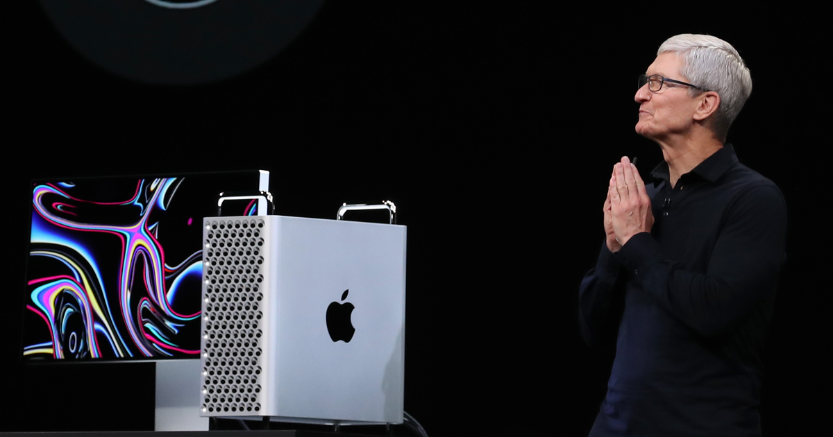 Apple's last major device made in U.S. will now be made in