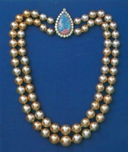 Barbara Hutton Jewels In 2019 Gems Jewelry Pearl