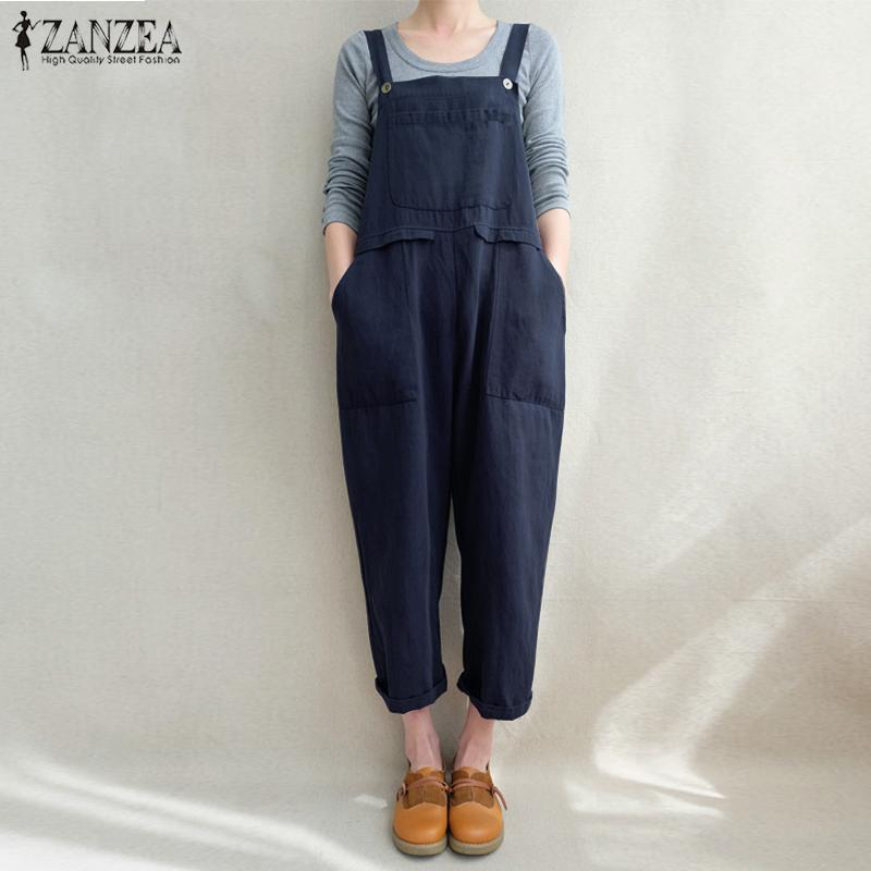 a7442f2399 Daydreamer Cotton Overalls (4 Colors) in 2019