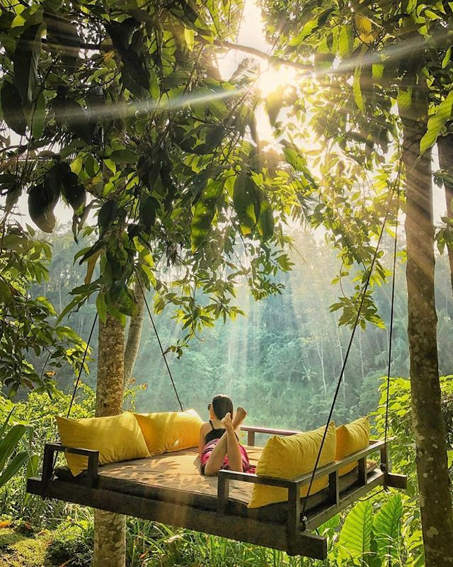 "Ideias Diferentes on Instagram ""Bom dia! ☀️ É paraíso que chama ! Hotel @kamandalu em Bali  📸 por @mahakemala inspiração via @diacriativo ideiasdiferentes"" is part of Outdoor furniture design - 26 4k Likes, 212 Comments  Ideias Diferentes (@ideiasdiferentes) on Instagram ""Bom dia! ☀️ É paraíso que chama ! Hotel @kamandalu em Bali  📸 por @mahakemala inspiração via…"""