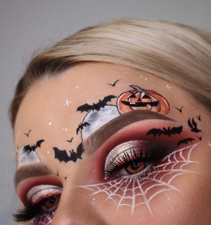 Image about girl in make-up by emimae on We Heart It