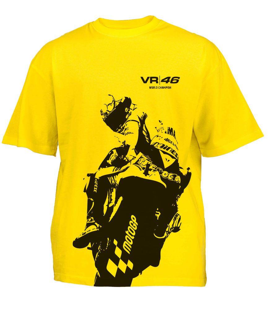 Valentino Rossi 2018 World Champion Moto Gp Exclusive Design On