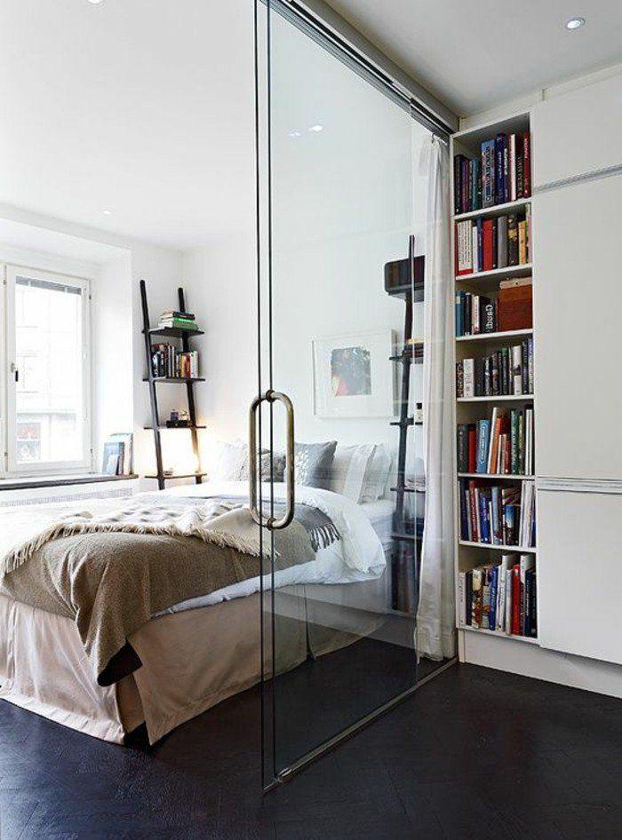 Schlafzimmer vorschlge  mobile trennwand fuer das schlafzimmer | Vorschläge für ...