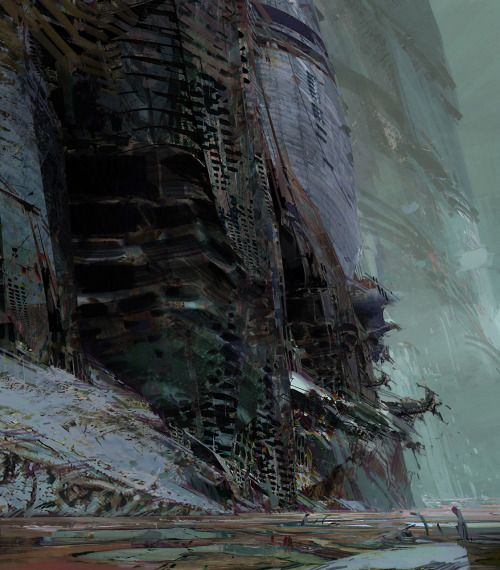 theoprins:  Concept art done for Guild Wars 2
