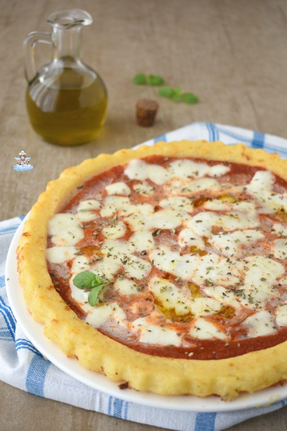 Photo of CROSTATA MORBIDA di patate gusto pizza