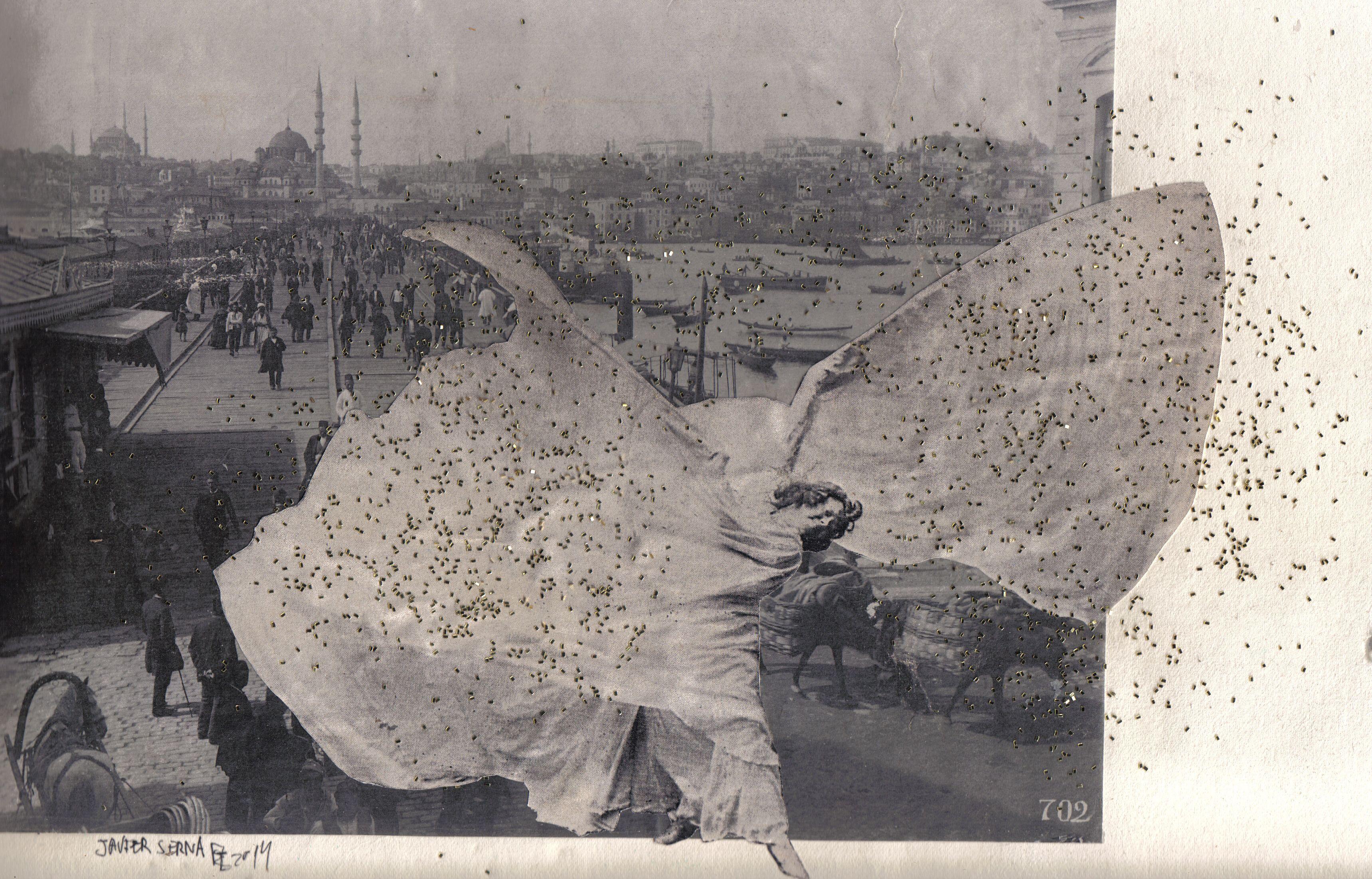 Javier Serna, Estambul