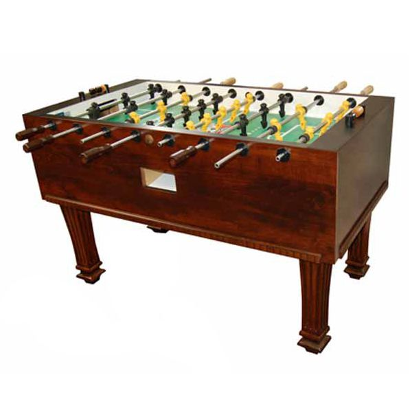 Tornado Reagan Foosball Table - Greater Southern Home Recreation (to the trade)