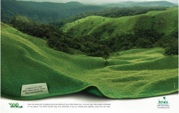 World Tourism Day 2012 by Ajith Gopinat, via Behance
