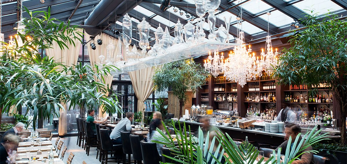 Nomo Soho Offers Unique Restaurant And Nightlife Choices In This Prominent New York City Location