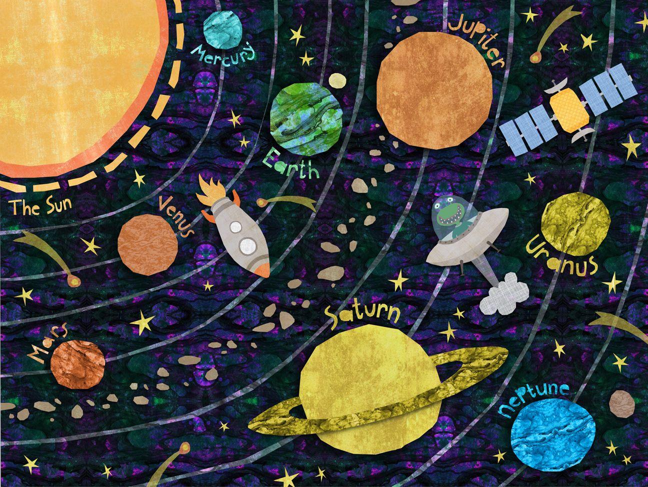 pin up solar system - photo #22