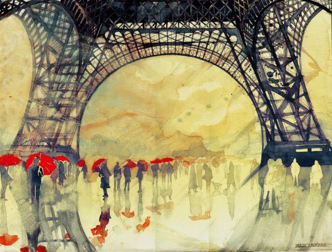 ilustrações de Maja Wronka