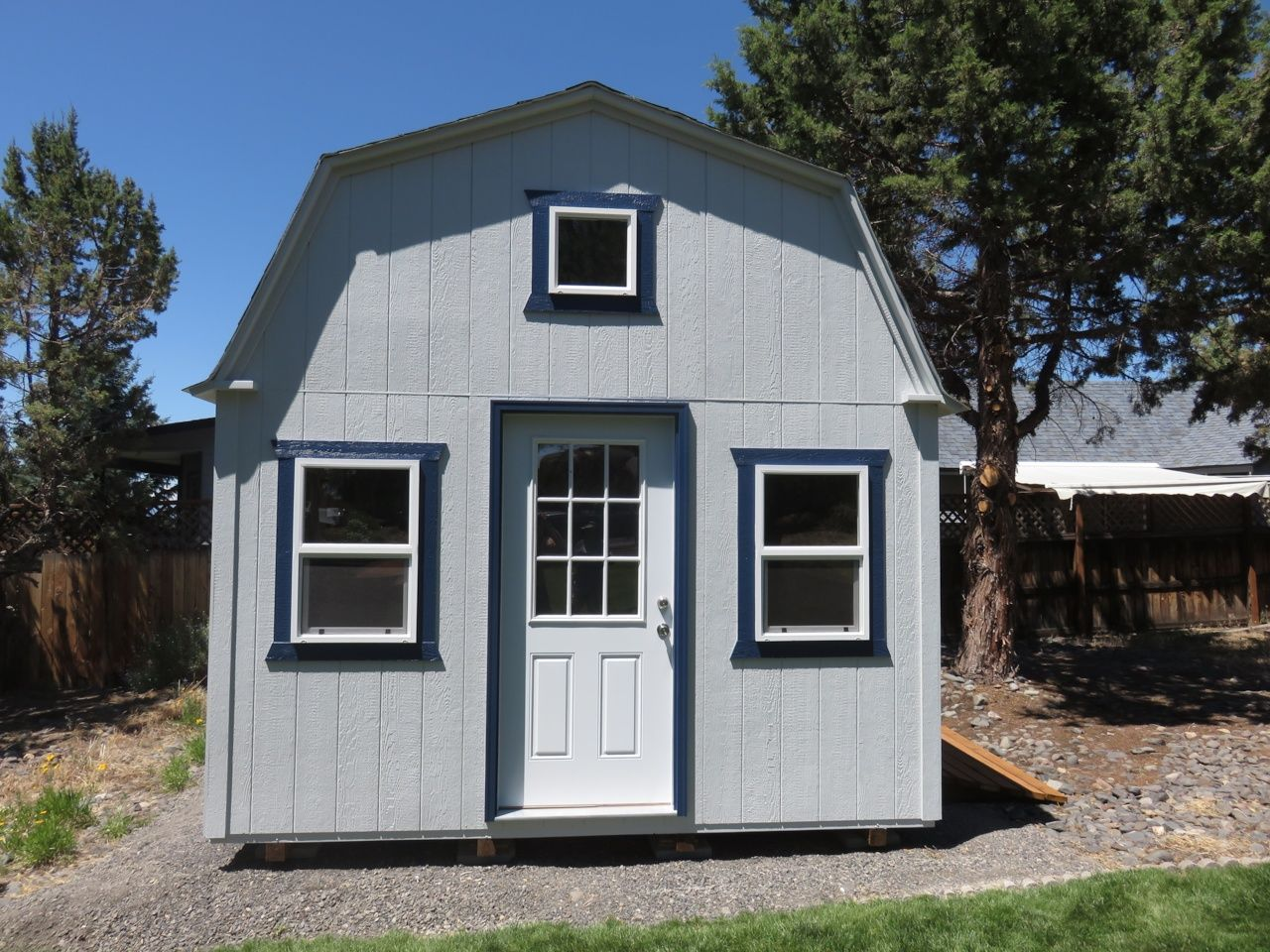 Custom Built Garden Shed Mother In Law Home Playhouse Cabin