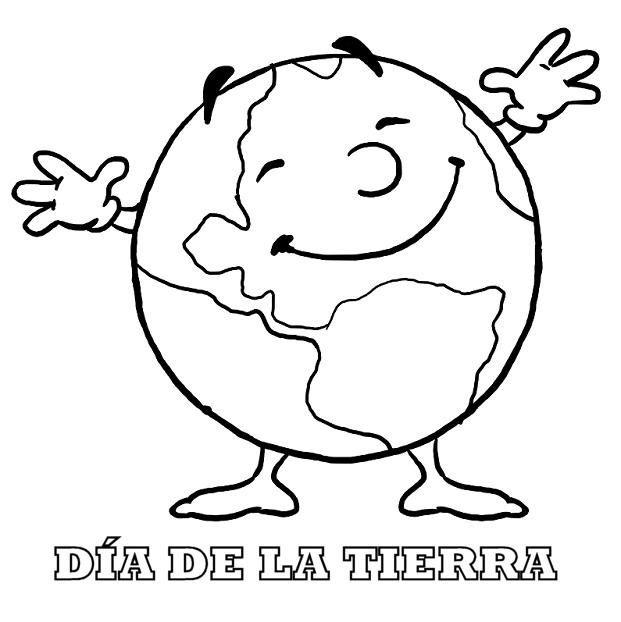 Coleccion De Imagenes Con Dibujos Del Dia Internacional De La Tierra Para Imprimir Col Planeta Tierra Para Colorear Planeta Tierra Para Ninos La Tierra Dibujo