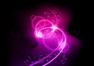 Christmas vivid pink-purple elegance ...   Stock vector   Colourbox
