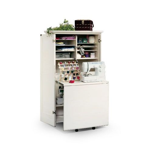 Arts Crafts Sewing Craft Armoire Sewing Rooms Sewing Nook