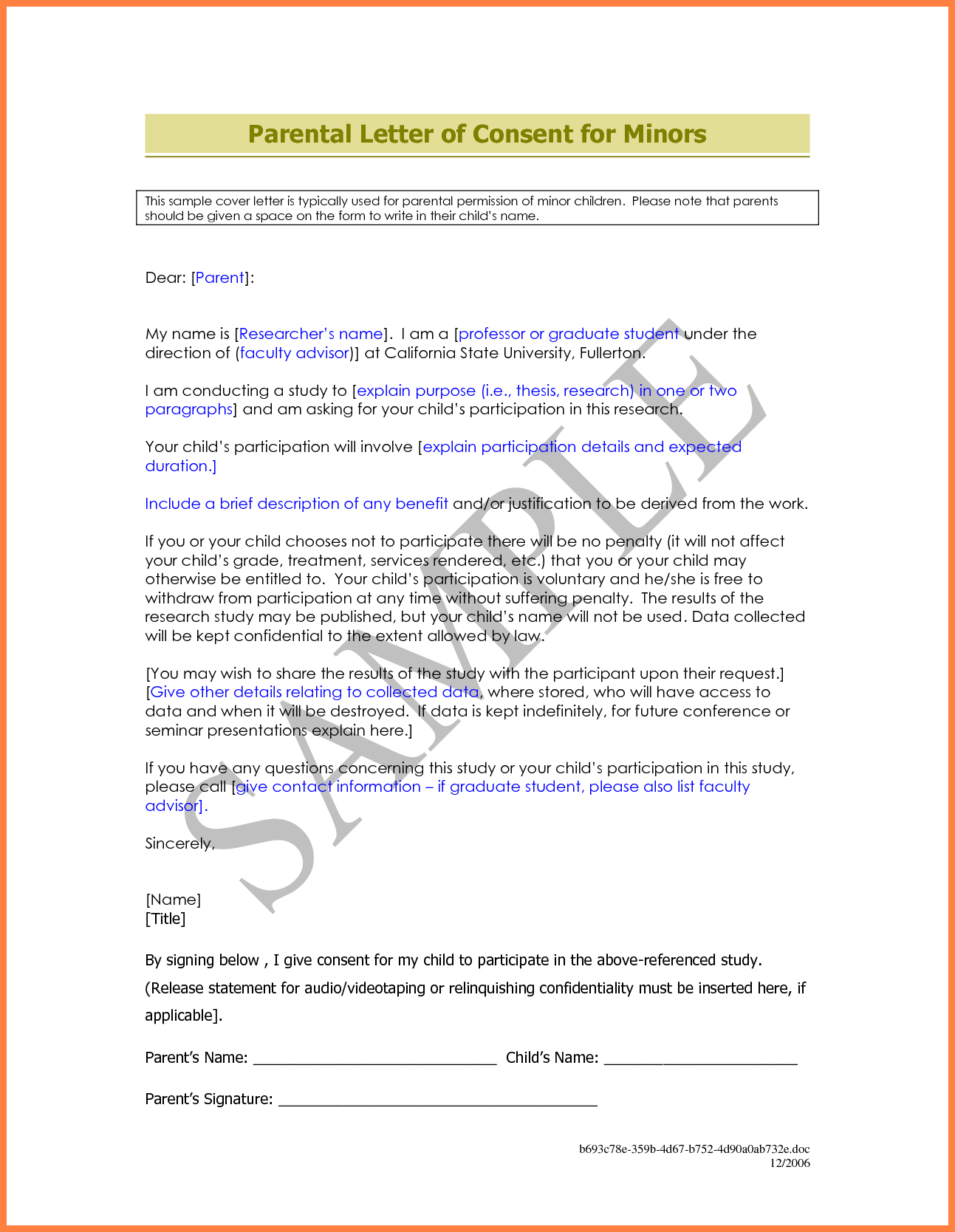 Letter Sample Authorization Claim Documents School Job Experience