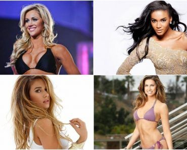 Hottest NFL Wives Cover Photo