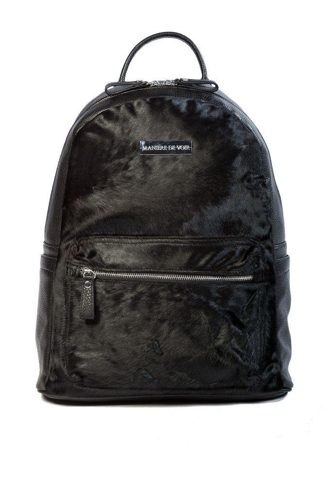 1215d85ee3f1 Pony Fur Backpack