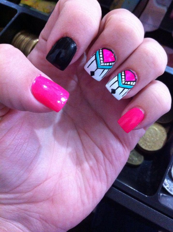 I love my nails | Uñas | Pinterest | Nail polish style