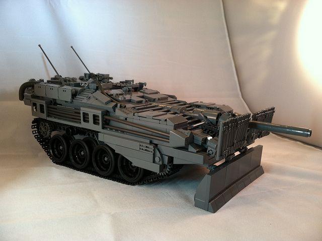 Stridsvagn Strv-103b | Flickr - Photo Sharing!