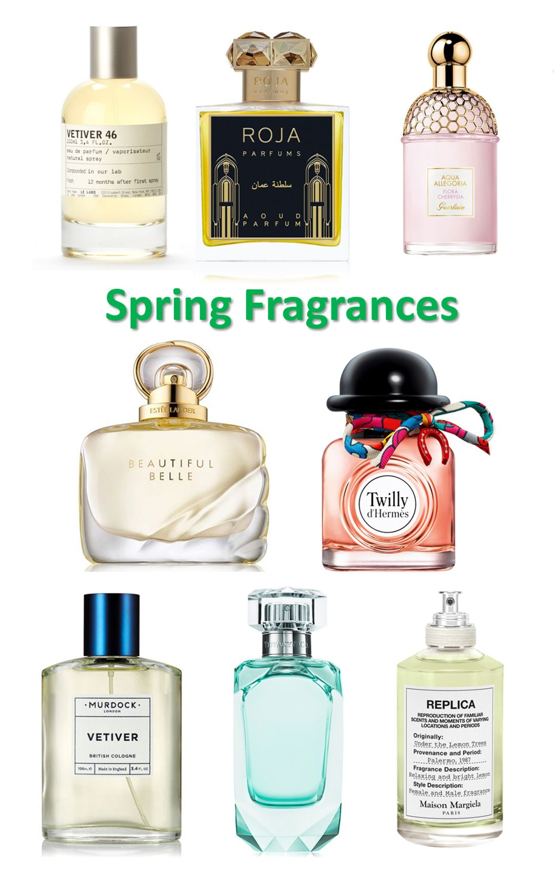 There Are New Fragrances Trends For Spring 2019 Click Through To