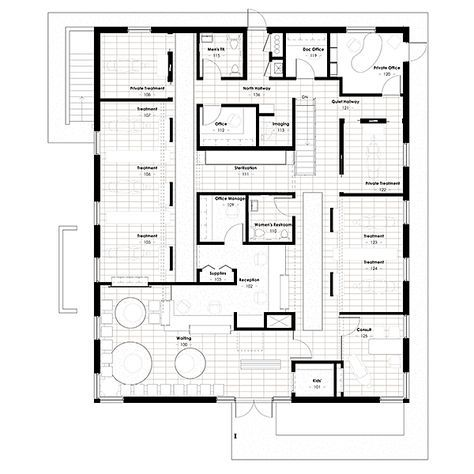 dental office design pediatric floor plans pediatric. Little Britches Pediatric Dentistry - Joe Architect Dental Office Designs. Main Level Floor Plan Design Plans D