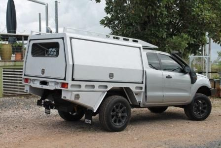 Aluminium Body on Ranger & Aluminium Body on Ranger | RV | Pinterest | Airstream and Rv