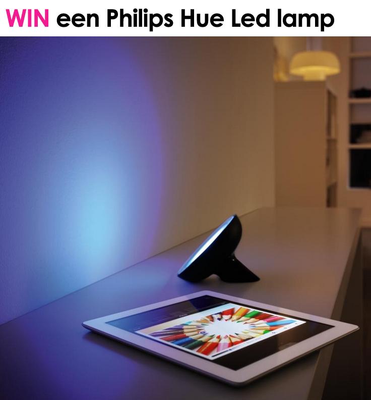 Laatste innovatie op het gebied van led verlichting van Philips is ...