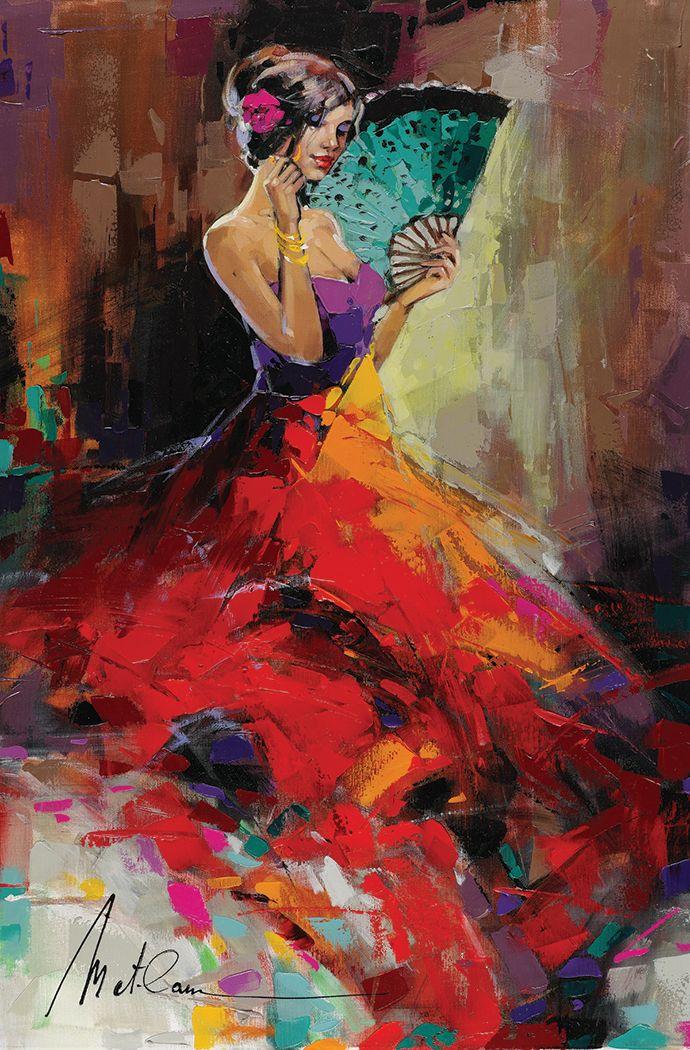 Browse Artwork in 2019 | Anatoly Metlan | Painting, Oil ...