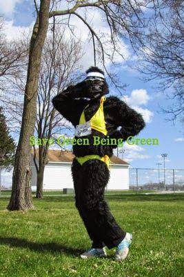 Gorilla Fun Run & a Guiness World Record in Mankato, MN