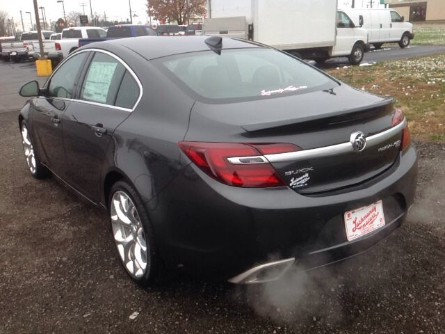 New 2017 Buick Regal Turbo Gs Sedan Elkhart Both Practical And Stylish A Turbocharger Further Enhances Performance While Also Pr Buick Regal Buick Elkhart