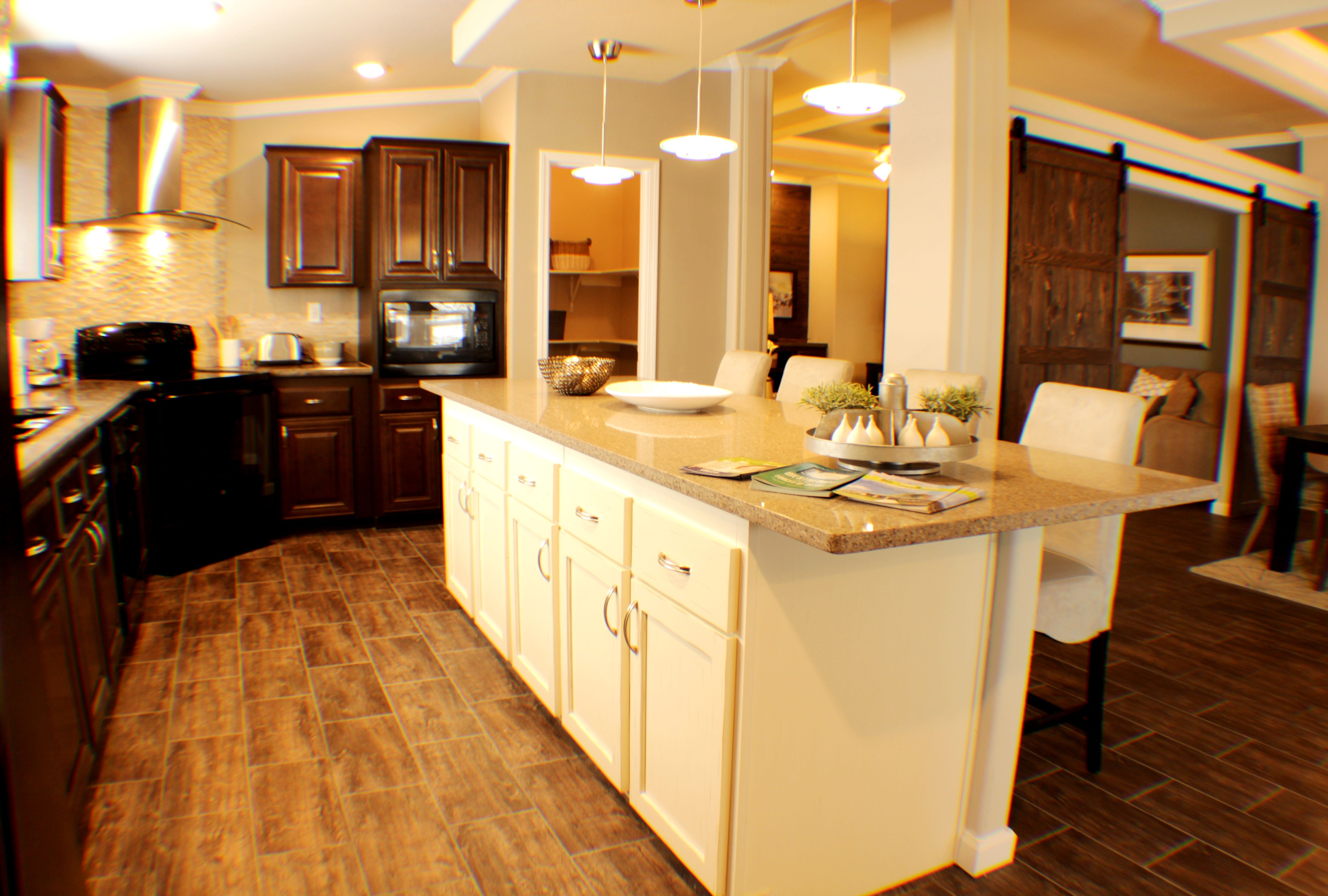 Kitchen Islands, Quality Low Priced Modular Homes & Mobile ... on