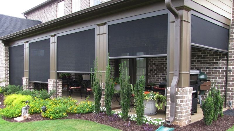 Some of the benefits of Exterior Sunshades from Heritage Shade