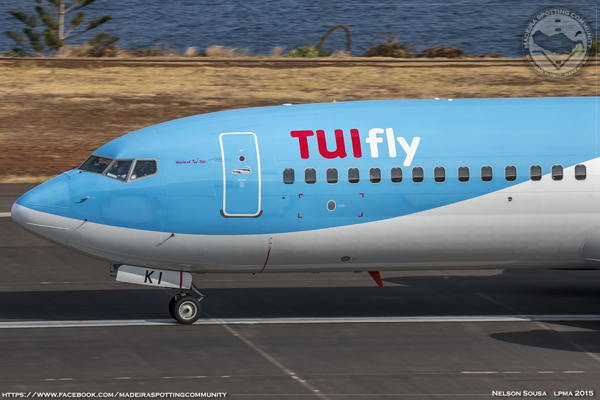 #airplanes #boeing #airbus #aviation #tuifly