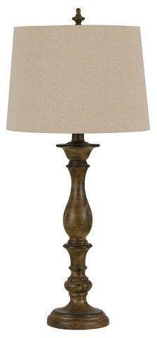 Cal Lighting Harrow Table Lamp